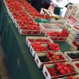 Downtown San Rafael Farmers Market