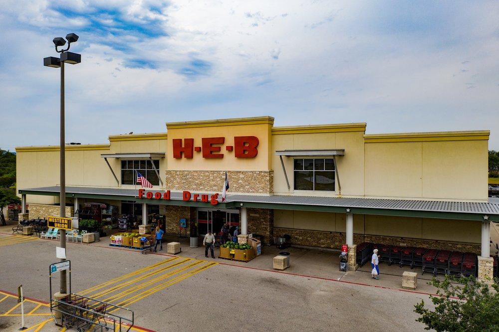 H E B Grocery: 215 Ranch Rd 2900, Kingsland, TX