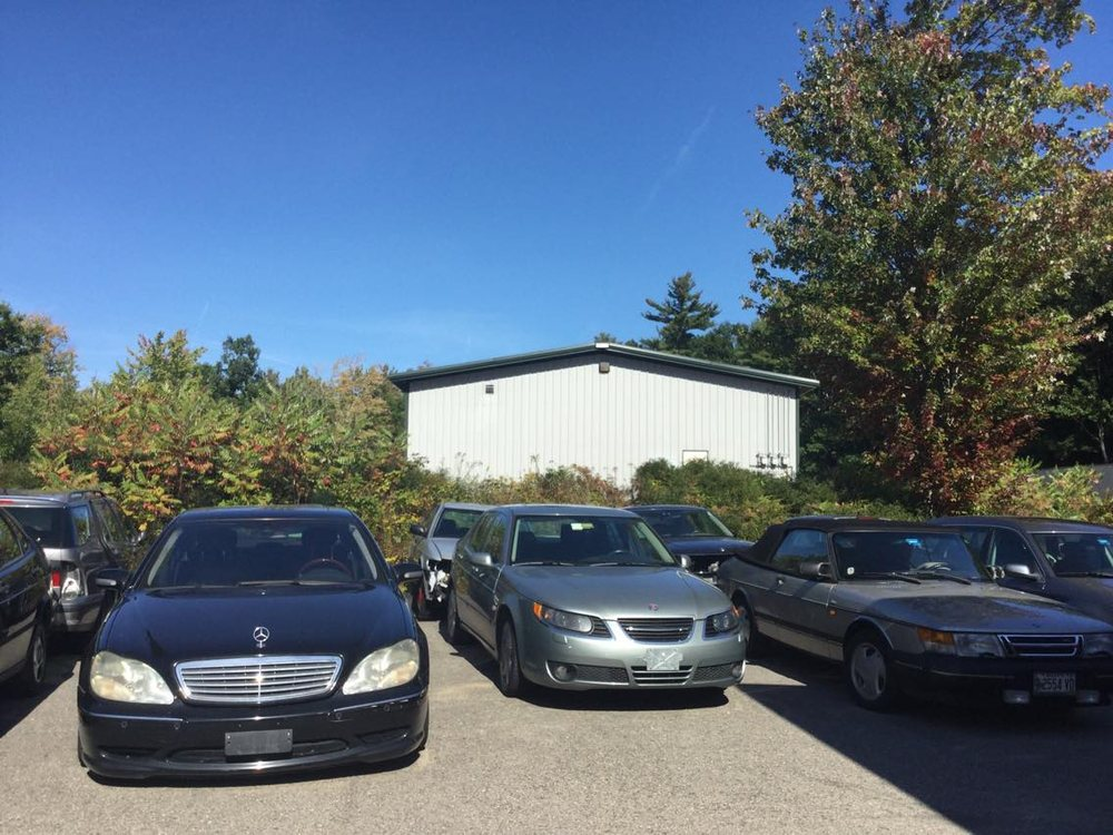 Saab Specific: 15 Commercial Dr, Berwick, ME