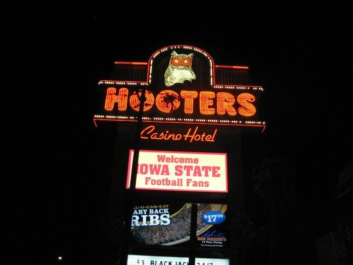 Hooters casino hotel las vegas nv united states