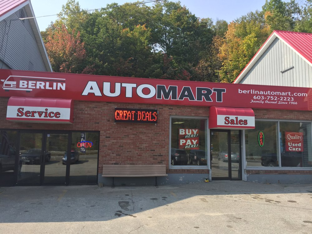 Berlin Auto Mart: 416 Glen Ave, Berlin, NH
