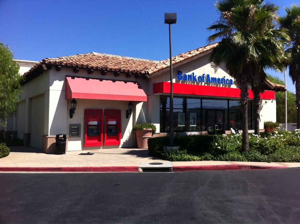 Bank Of America: 29687 The Old Rd, Castaic, CA