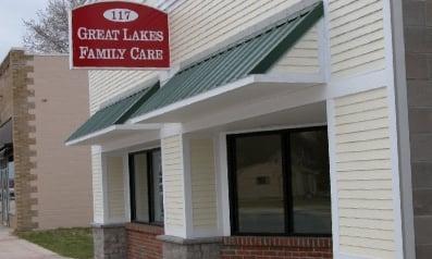 Great Lakes Family Care: 117 N Roland St, McBain, MI