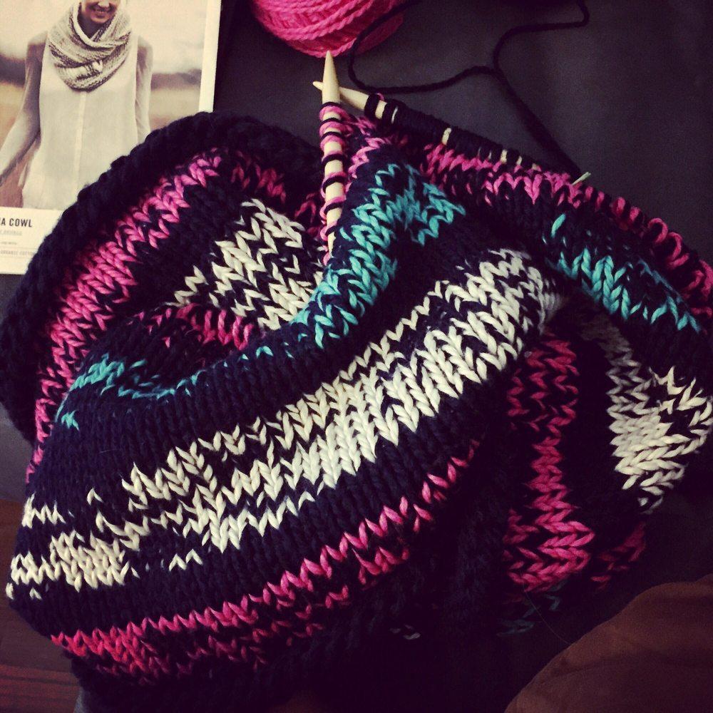 Knit & Bolt