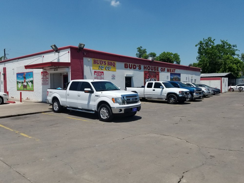Bud's House of Meat: 6730 Cullen Blvd, Houston, TX