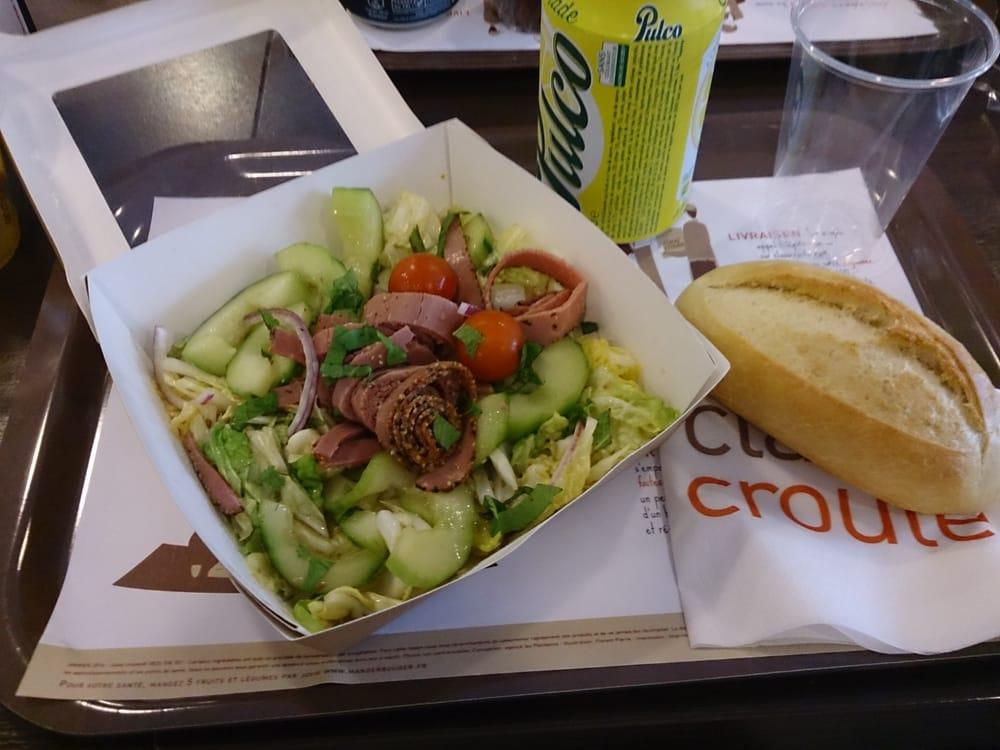 Class'Croute  Fast Food  9 avenue Résistance, Montreuil