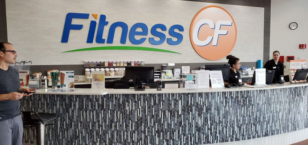 Fitness CF: 1714 US-27, Clermont, FL