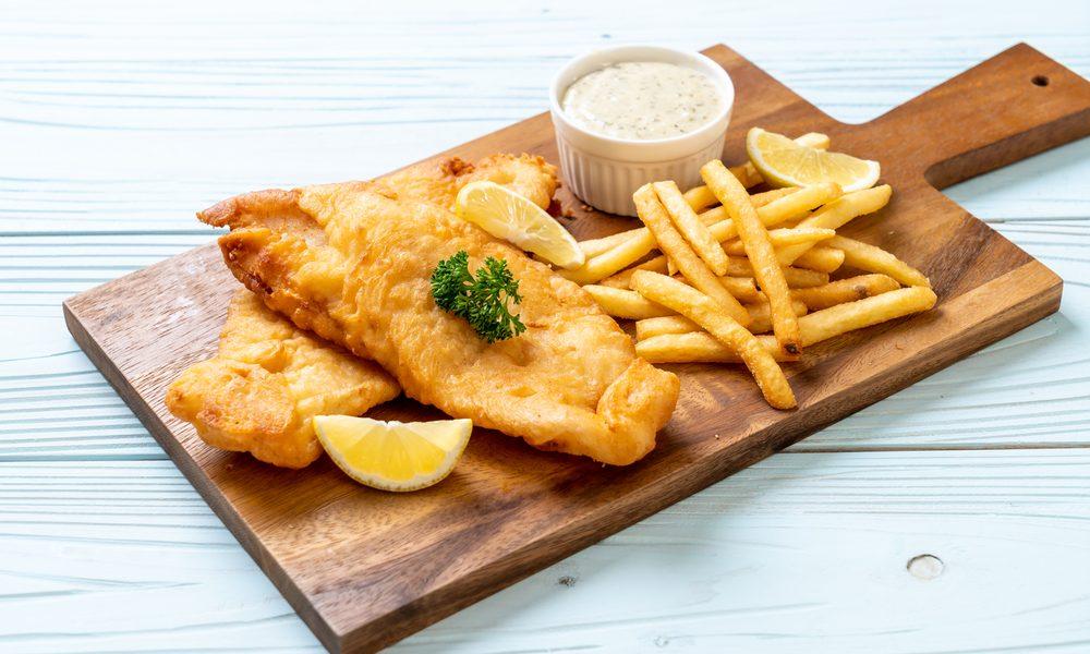 Londons Fish N Chips