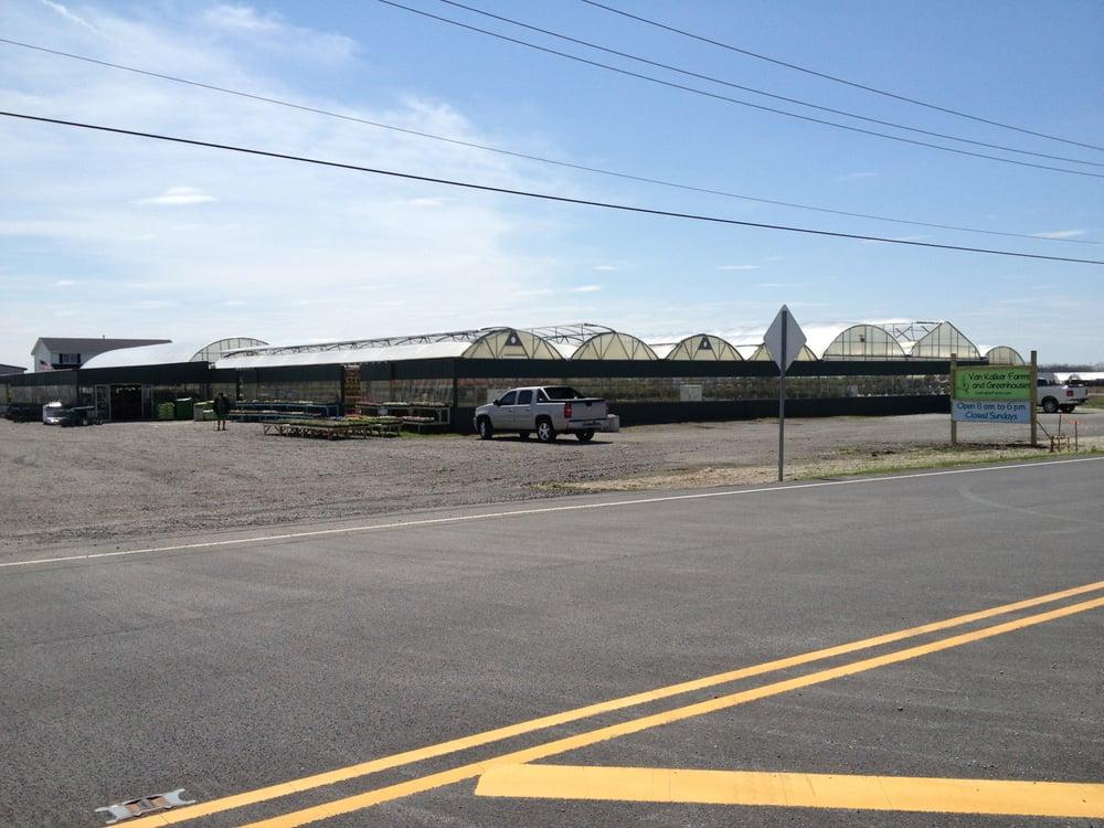 Van Kalker Farms & Greenhouses: 1808 E Joe Orr Rd, Lynwood, IL