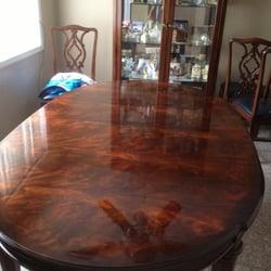 Photo Of Wright Furniture Services   Covington, GA, United States. Finished  Job.