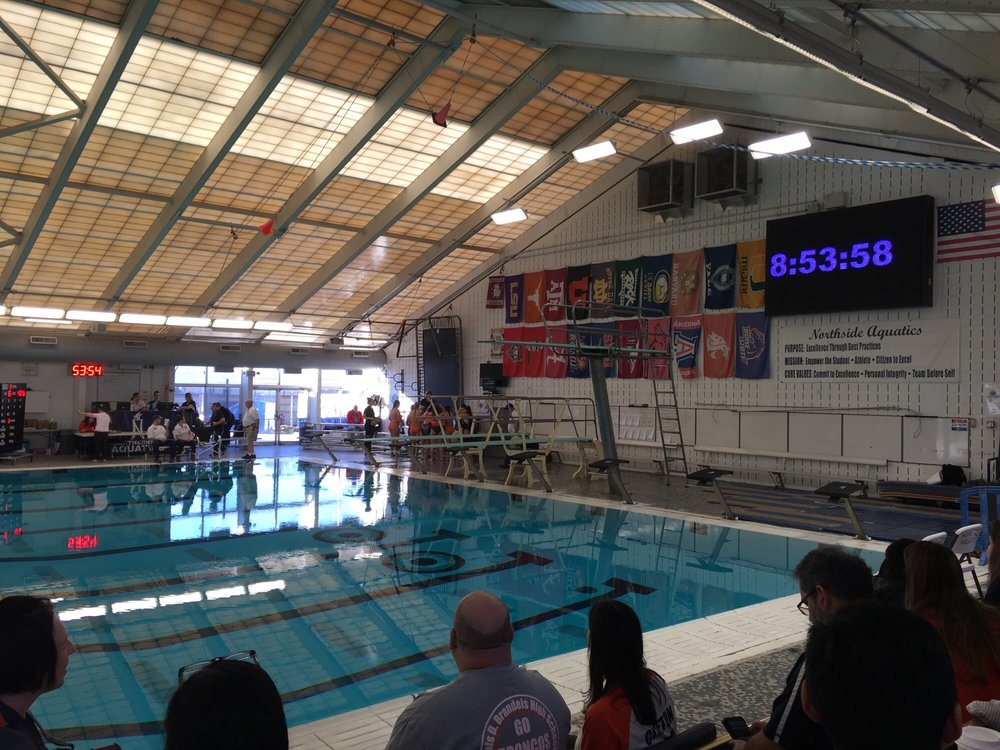 George Blocks Aquatic Center