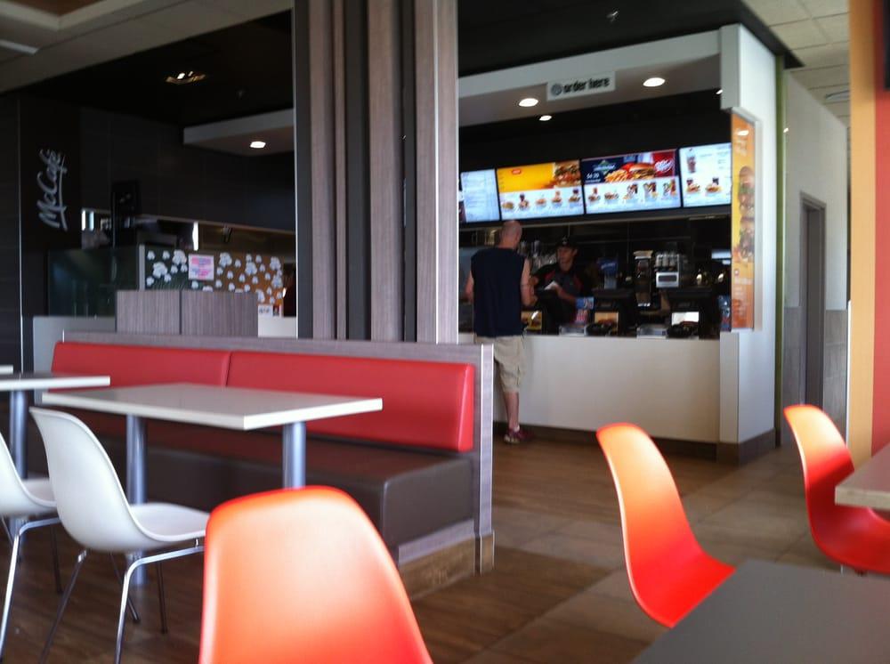 McDonald's: 635 S Cedar, Imlay City, MI