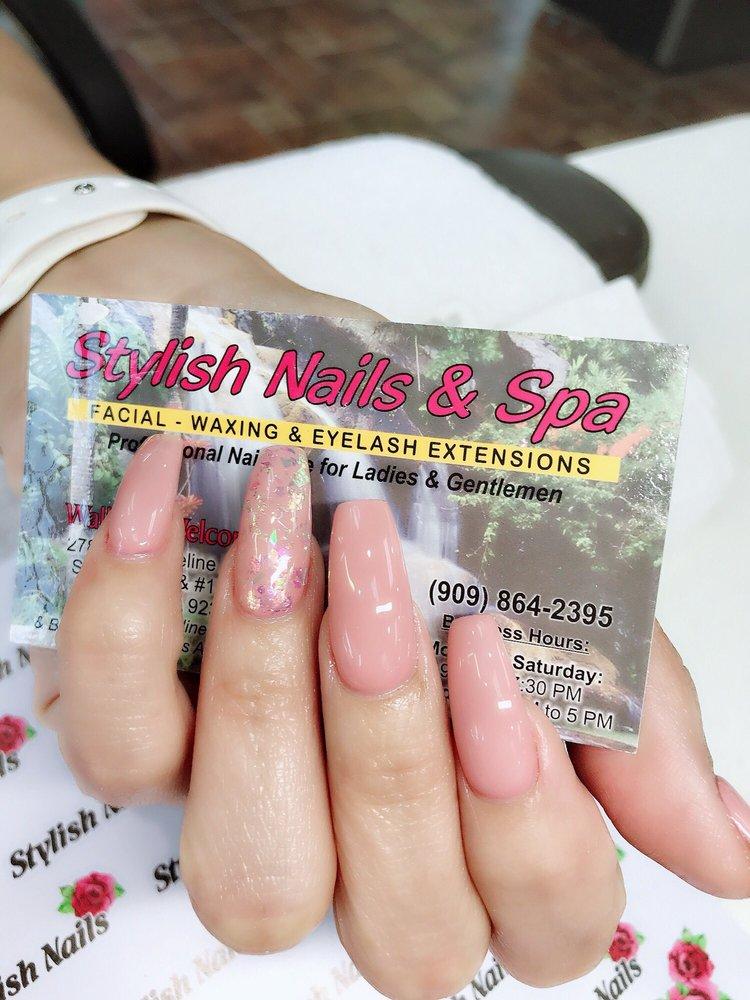 Stylish Nails: 27880 Baseline St, Highland, CA