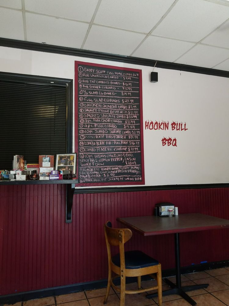 Hookin Bull BBQ: 980 GA-138, Jonesboro, GA