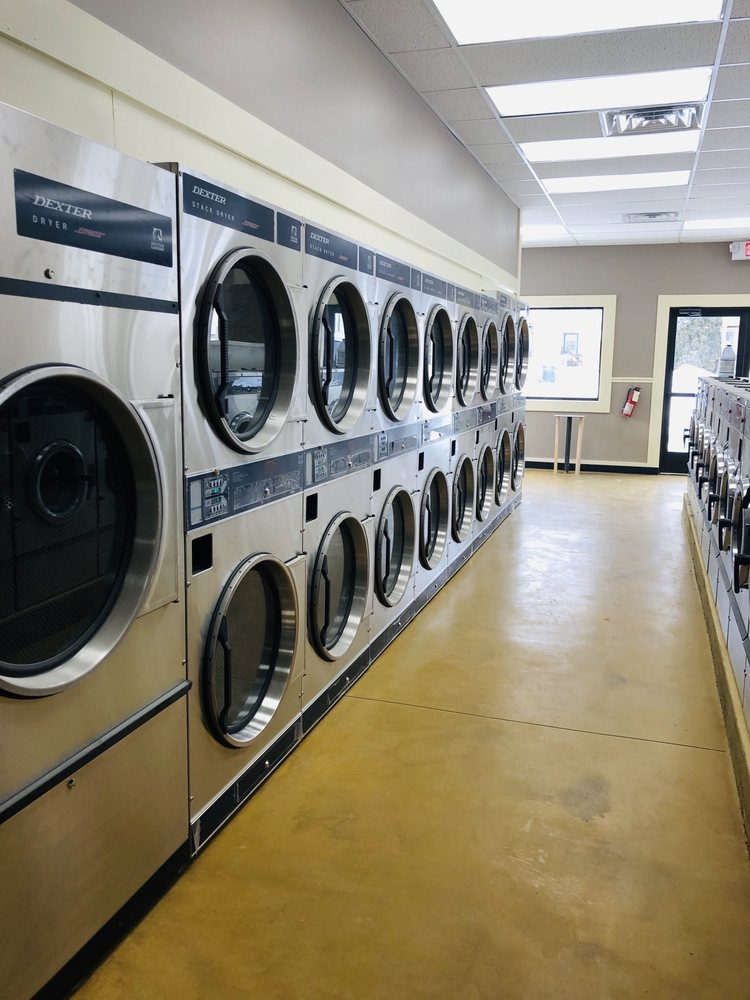 Clyde Express Laundry: 41 Sodus St, Clyde, NY
