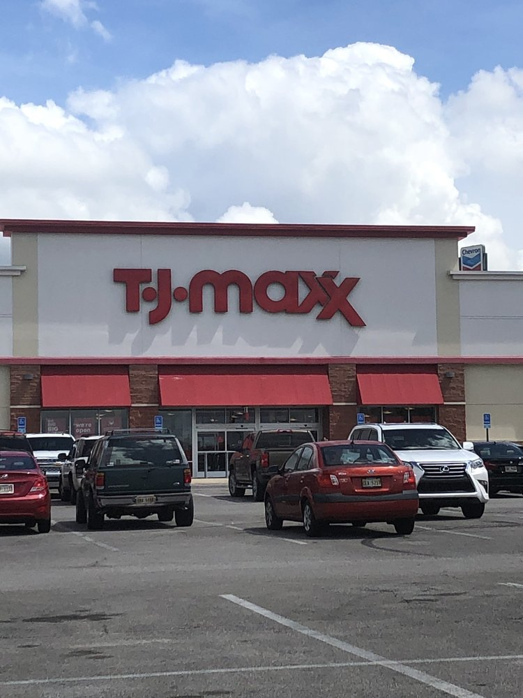 Tj Maxx: 103 S Frontage Rd, Meridian, MS