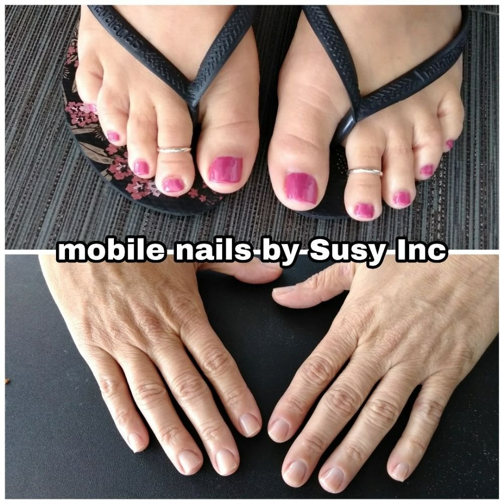 Mobile Nail By Susy: Miami, FL