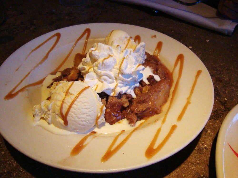 Photo Of The Cheesecake Factory Houston Tx United States Warm Apple Crisp
