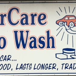 Catchy Car Wash Sign