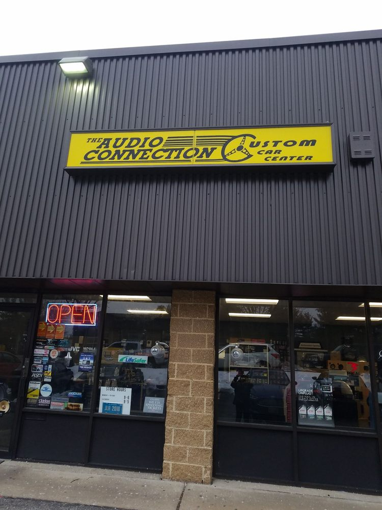 The Audio Connection: Dobbin Center Way, Columbia, MD