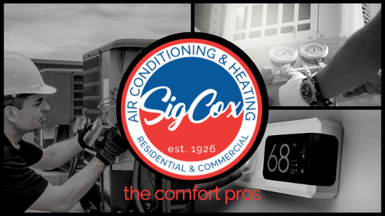 Sig Cox Augusta Heating and Air Conditioning: 1431 Greene St, Augusta, GA
