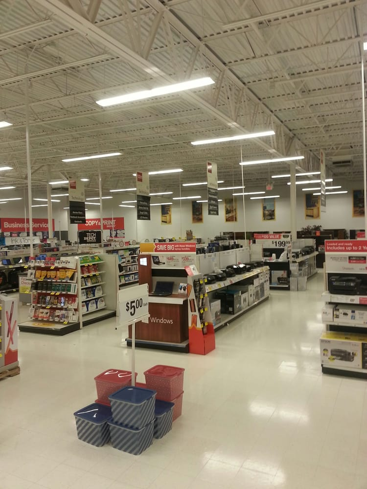 Office depot office equipment 2929 james sanders blvd paducah ky phone number yelp - Office depot store near me ...