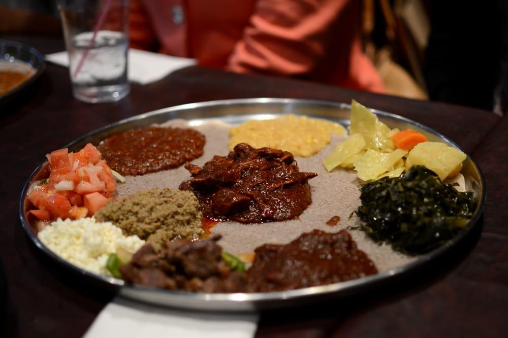 Dukem Ethiopian Restaurant: 1114-1118 U St NW, Washington, DC, DC