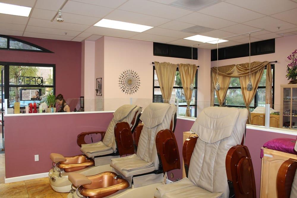 Luxor Nails & Spa - 59 Photos & 113 Reviews - Nail Salons - 6599 ...