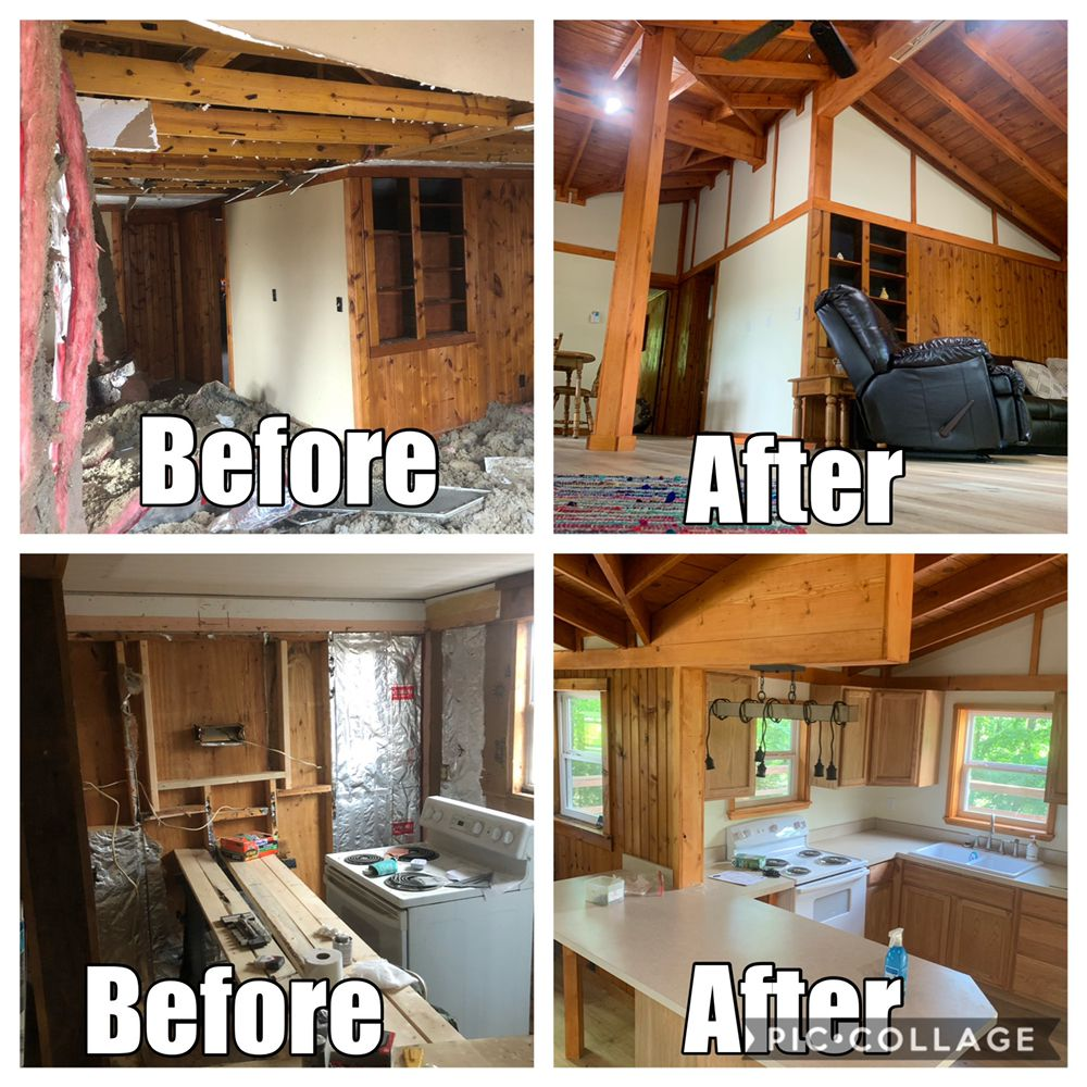 Universal Interiors Remodel and Construction: 103 E Mason St, Clarkson, KY