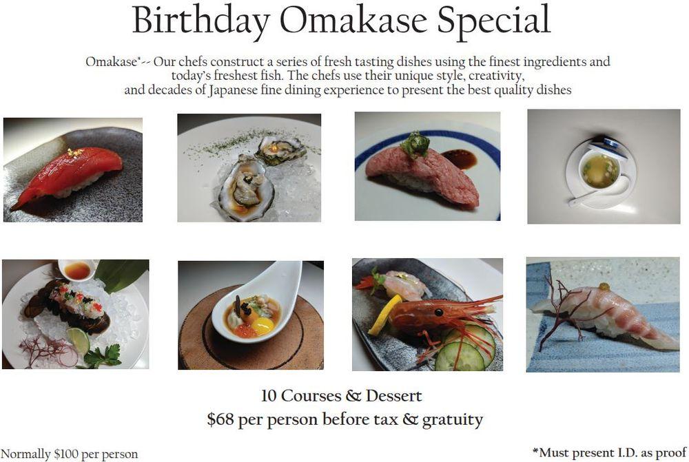 O Fine Japanese Cuisine