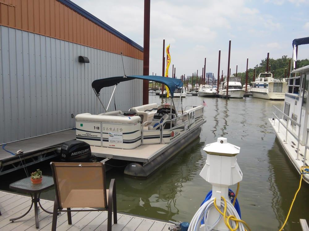 Louisville Boat Rental