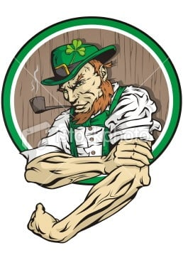Angry Irishman BBQ: Lusk, WY