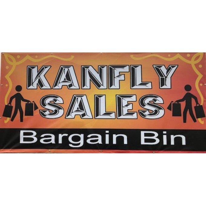Kanfly Sales Bargain Bin: 1964 US Hwy 8, St Croix Falls, WI