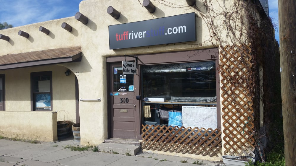 Tuff River Stuff: 310 W 1st St, SALIDA, CO