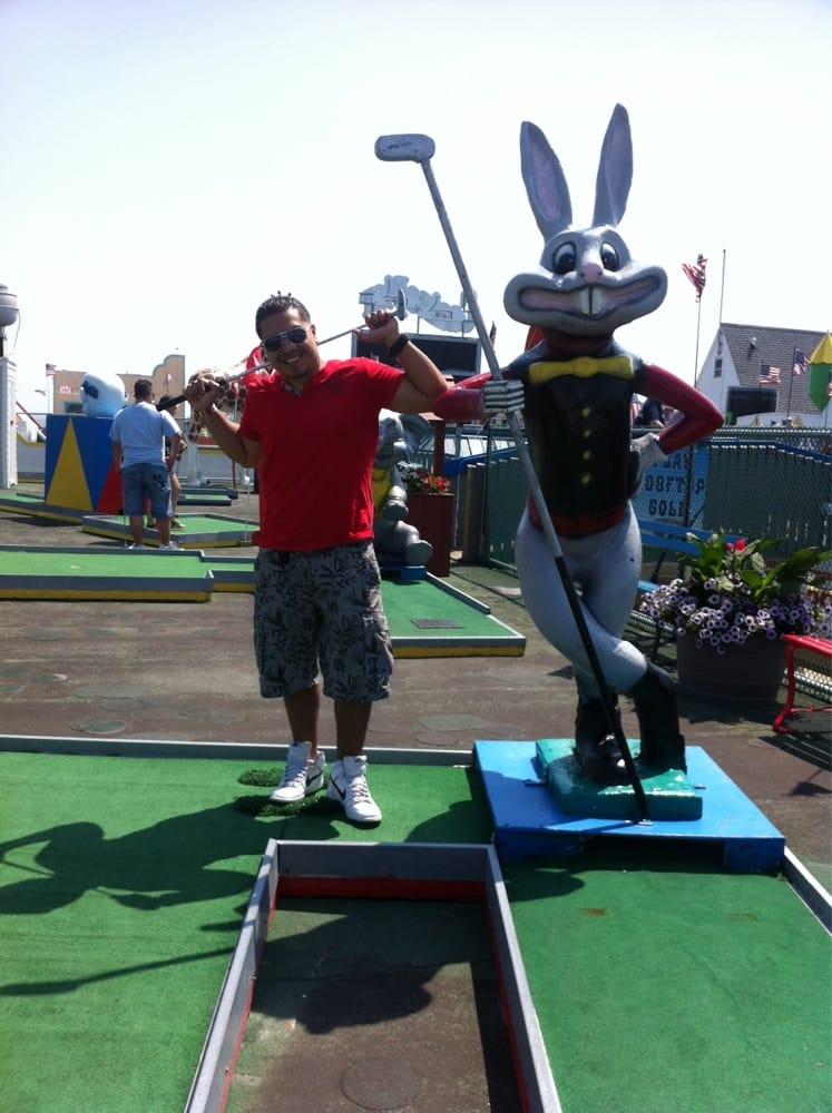 Chadwick Miniature Golf Course: 105 Strickland Blvd, Lavallette, NJ