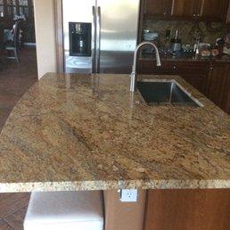 Photo Of Arizona Quartz Granite Phoenix Az United States New Kitchen