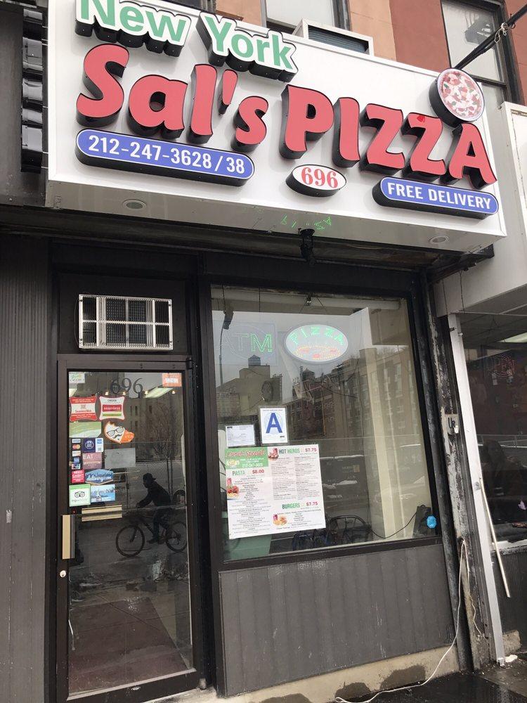 New york sal s pizza 16 photos 38 avis pizza 696 - Avis new york ...