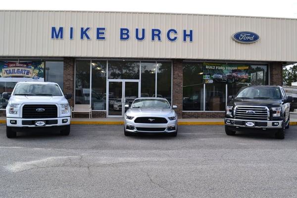 Mike Burch Ford Nashville Ga >> Mike Burch Ford Car Dealers 723 S Davis St Nashville Ga