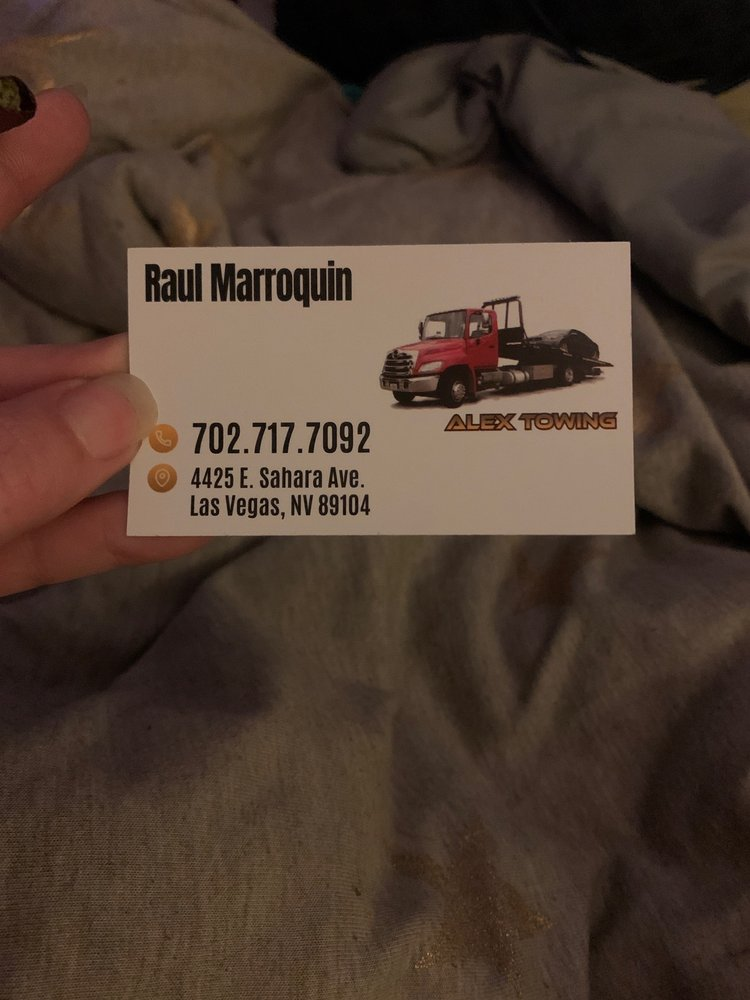Towing business in Summerlin South, NV