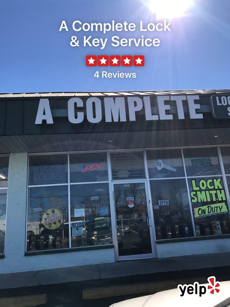 A Complete Lock And Key: 8320 Lackland Rd, Saint Louis, MO