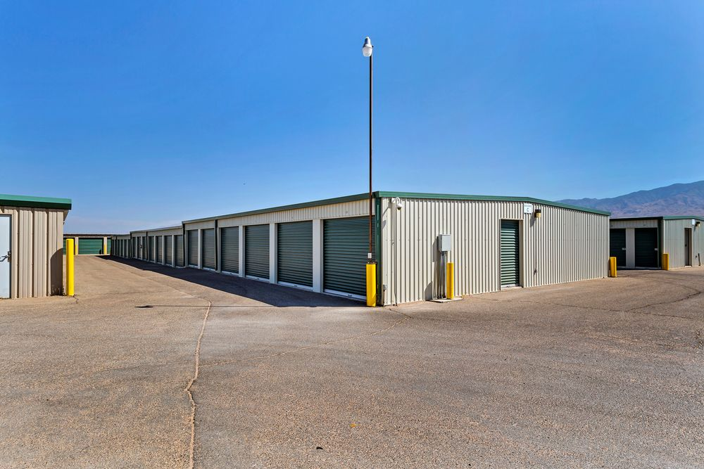 Scenic Self Storage: 3030 Scenic Blvd, Littlefield, AZ