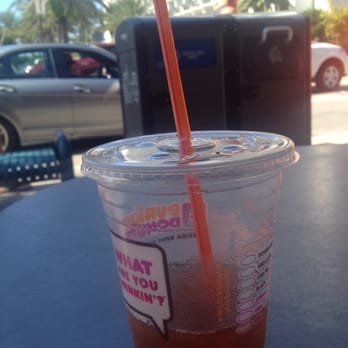 Dunkin Donuts Donuts Clearwater Fl Yelp