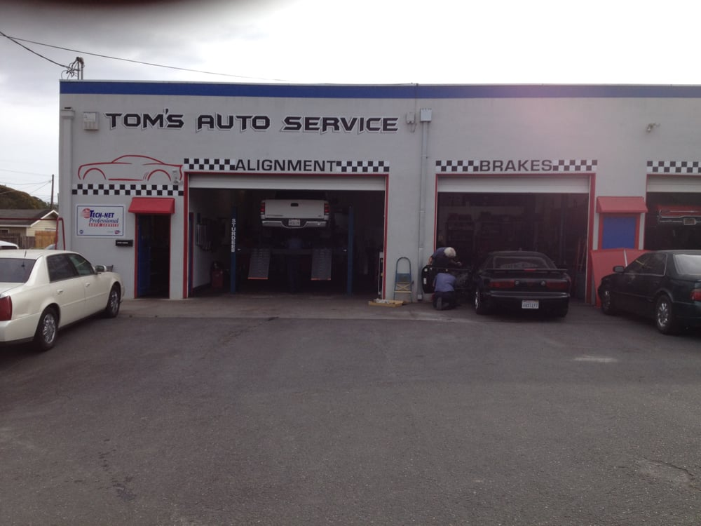 Photos for Toms Auto Service - Yelp