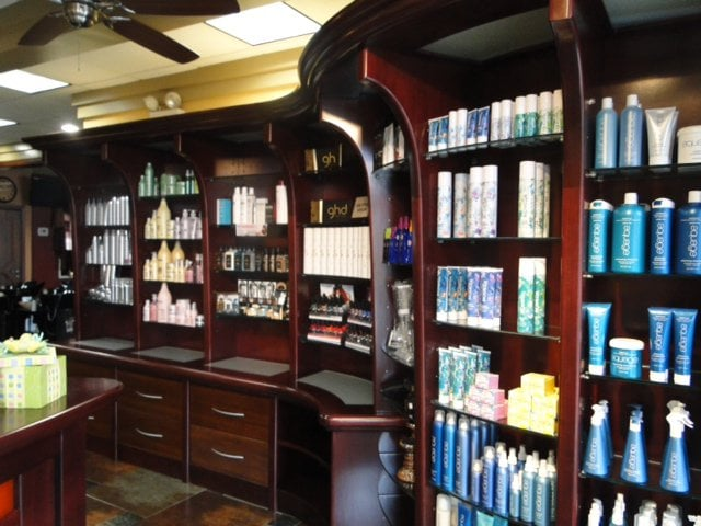 Adam eve salon and spa 28 reviews hair salons 7 e for Adam and eve salon arlington heights il