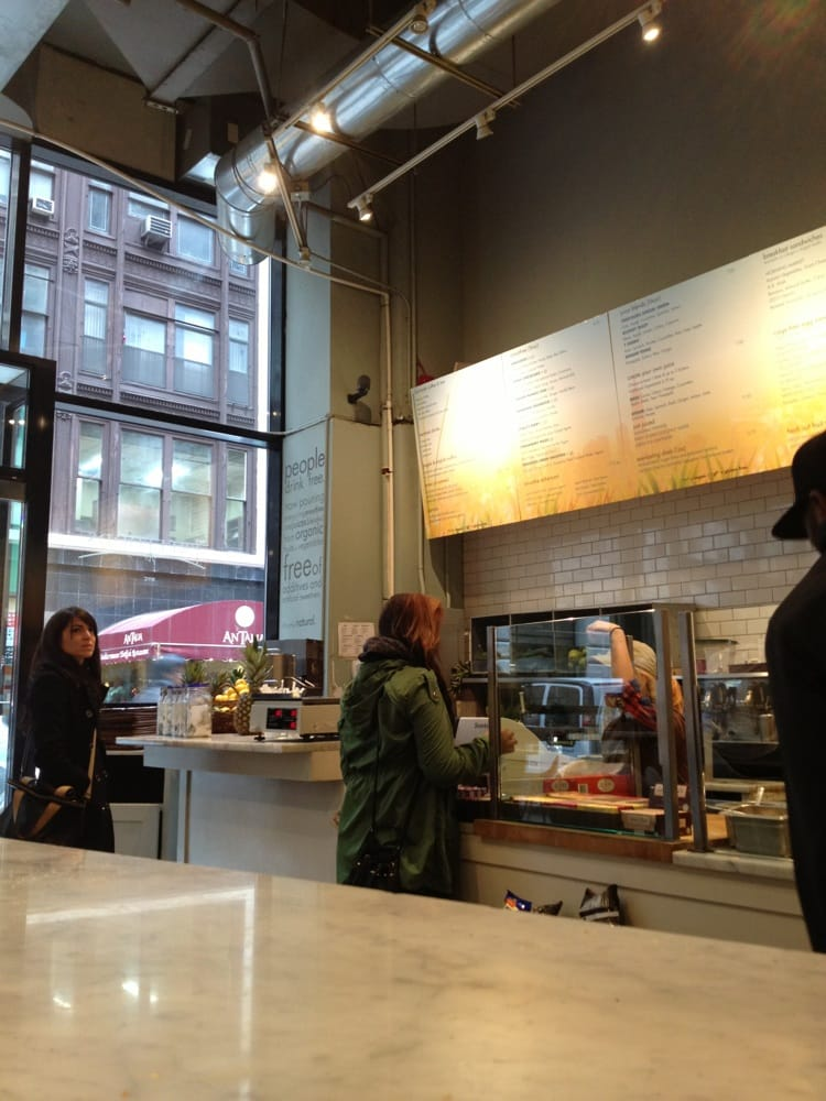 Crowded - Review of FreeFoods NYC, New York City, NY ...