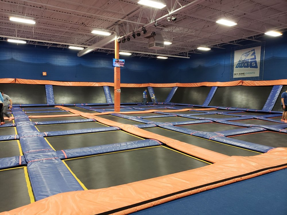 Sky Zone - Moorestown