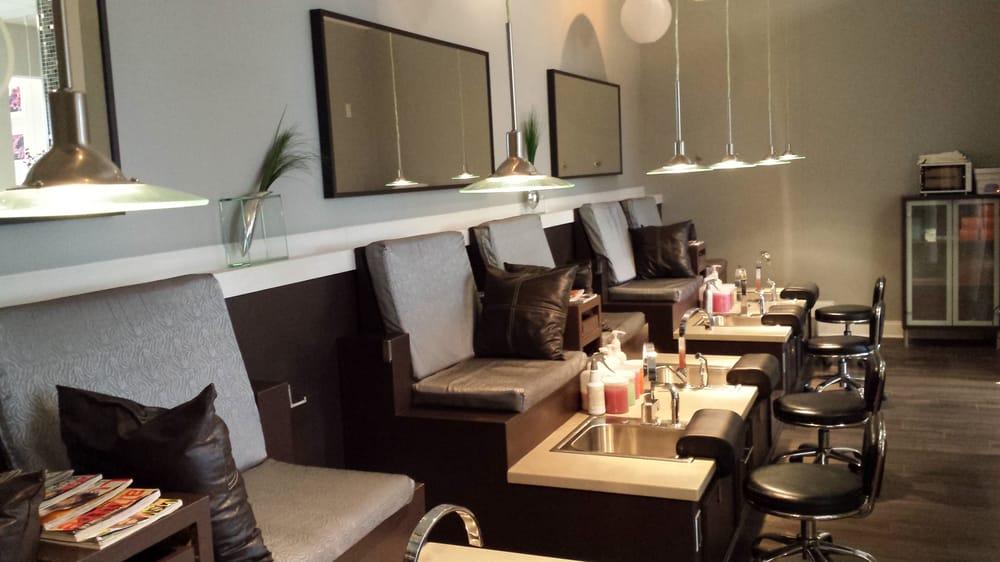 Nail lounge 20 photos 31 reviews nail salons 1061 for 20 lounge nail salon