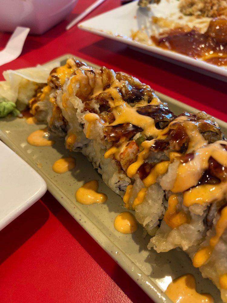 EZ's Asian Kitchen: 2409 Central Ave, Dodge City, KS