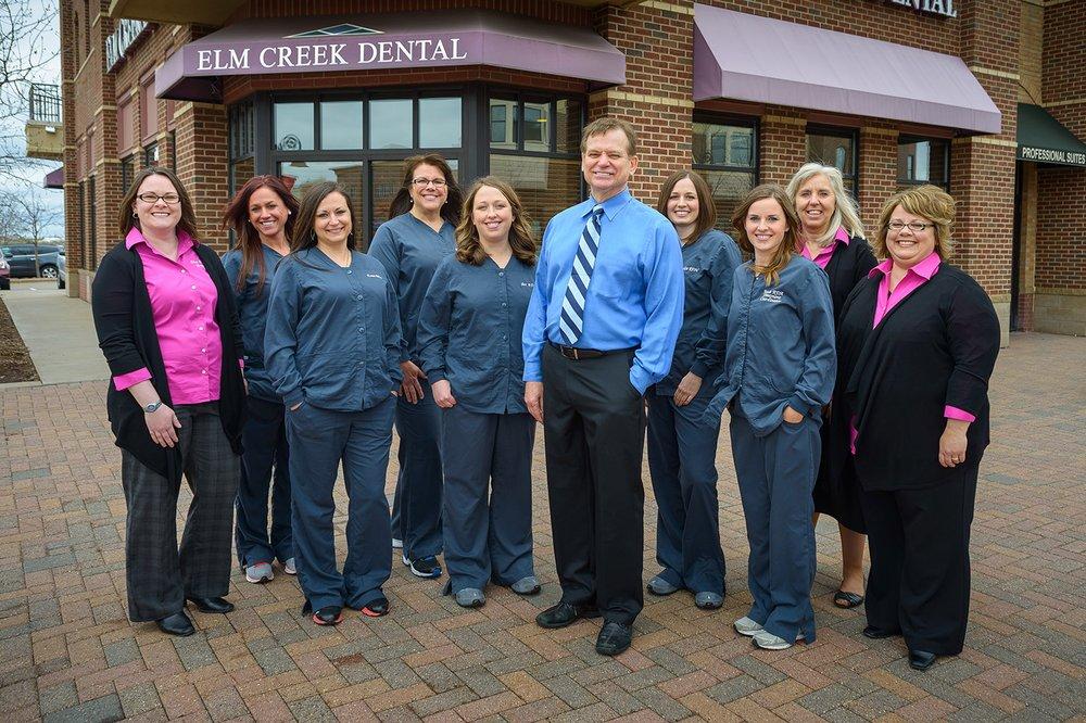 Elm Creek Dental: 7870 Main St N, Maple Grove, MN