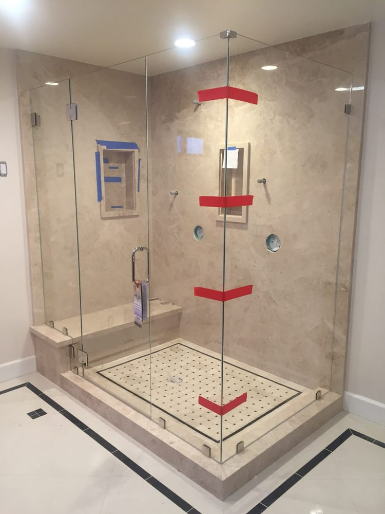 Exceptionnel Photo Of Super Glass   San Jose, CA, United States. Complete Frameless  Shower